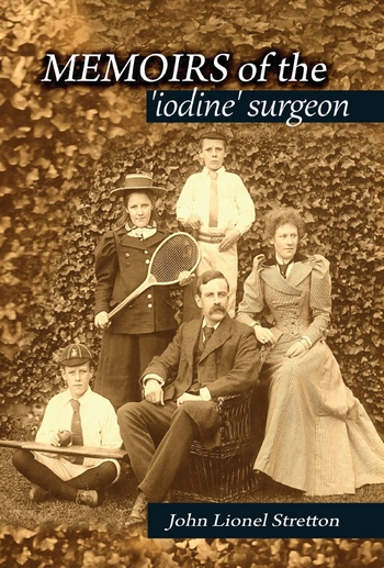 memoirs of the iodine surgeon cover page